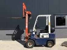 Forklift NISSAN FG15 triplo550