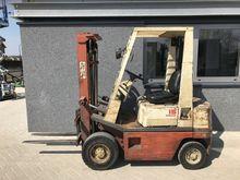 Forklift NISSAN FD15 1.5 ton DU