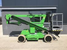 2005 NIFTYLIFT NIFTY HR12 BIOME