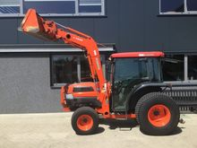2006 tractor KUBOTA L5030 with