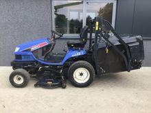 Tractor lawn mowers ISEKI SGX22