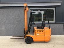 Forklift STILL R50-15 duplo360