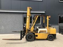Forklift KOMATSU FD30 duplo PRO