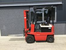 1999 forklift NIJK FB10P 1.0 to
