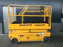 2002 Platform Work Platform HAU