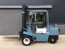 1989 Forklift HYSTER H3.00XL du