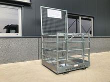 Forklift WORKBAK work cage cage
