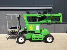 2005 NIFTYLIFT NIFTY HR12 NDE 1