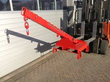 Forklift 1.0 ton load arm TUV A