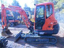 Used 2011 KUBOTA KX9