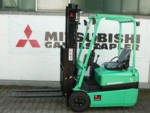 2009 Mitsubishi FB15KRT PAC