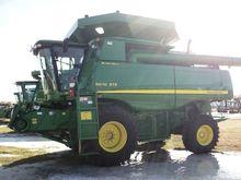 2011 John Deere 9670