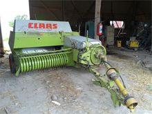 Used CLAAS Markant 4