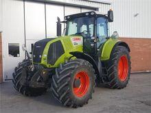 2012 CLAAS Axion 850