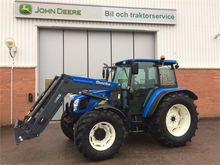 2010 New Holland T5070
