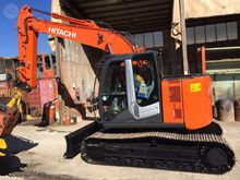 2010 HITACHI ZX135US-3