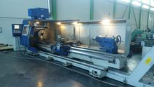 2000 Cycle Controlled Lathe WEI
