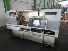 2008 Cycle Controlled Lathe Col