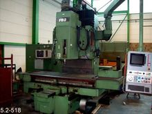 CNC Vertical Milling Machine Oe