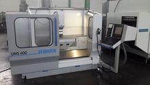 1996 CNC Tool Room Milling Mach
