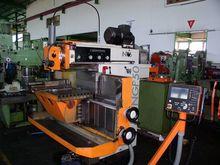 1998 Tool Room Milling Machine
