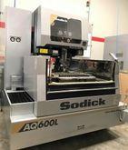 2012 Sodick AQ-600L