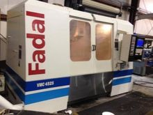 Used 2002 Fadal VMC-