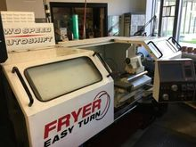 2007 Fryer Easy Turn Model ET-1