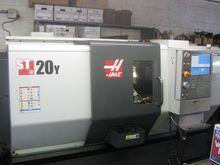 2014 HAAS ST-20Y Y Axis CNC Tur