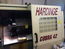 1999 HARDINGE Cobra 42 CNC Chuc
