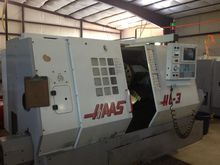 1998 Turning Haas HL-3CNC  Cent