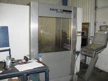Used 2004 DMC DMG 10