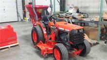 2002 KUBOTA B7500