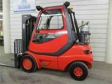 Used 2001 LINDE H25T