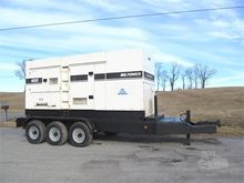 Used 2007 MULTIQUIP