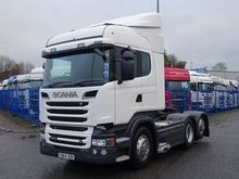 Used 2014 SCANIA R58