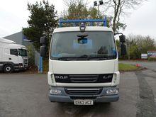 2012 DAF LF 45.160 TIPPER