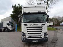 Used 2013 SCANIA R62