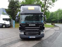 2010 SCANIA P230 CURTAIN SIDE