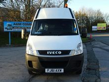 2011 IVECO DAILY 50C15