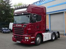 Used 2012 SCANIA R56