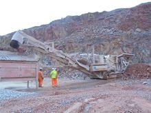 2004 Metso Minerals LT1213 Trac
