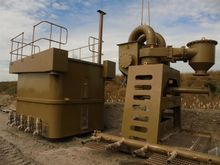 2005 CDE Cyclone Sand Plant for