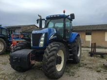 2000 New Holland TG255