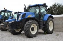 2012 New Holland T 6050