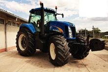 2009 New Holland T8050
