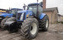2006 New Holland TG285