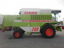 Used 1993 CLAAS Domi