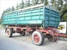 Meierling trailer tipper