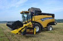 2013 New Holland CX5090SL